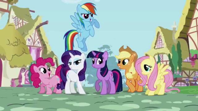 My Little Pony : Fighting is magic – Le stream de l'E3 disponible