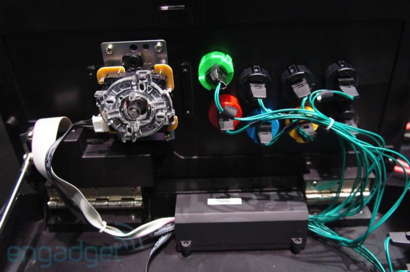 Razer Arcade Stick : photos et informations sur sa conception