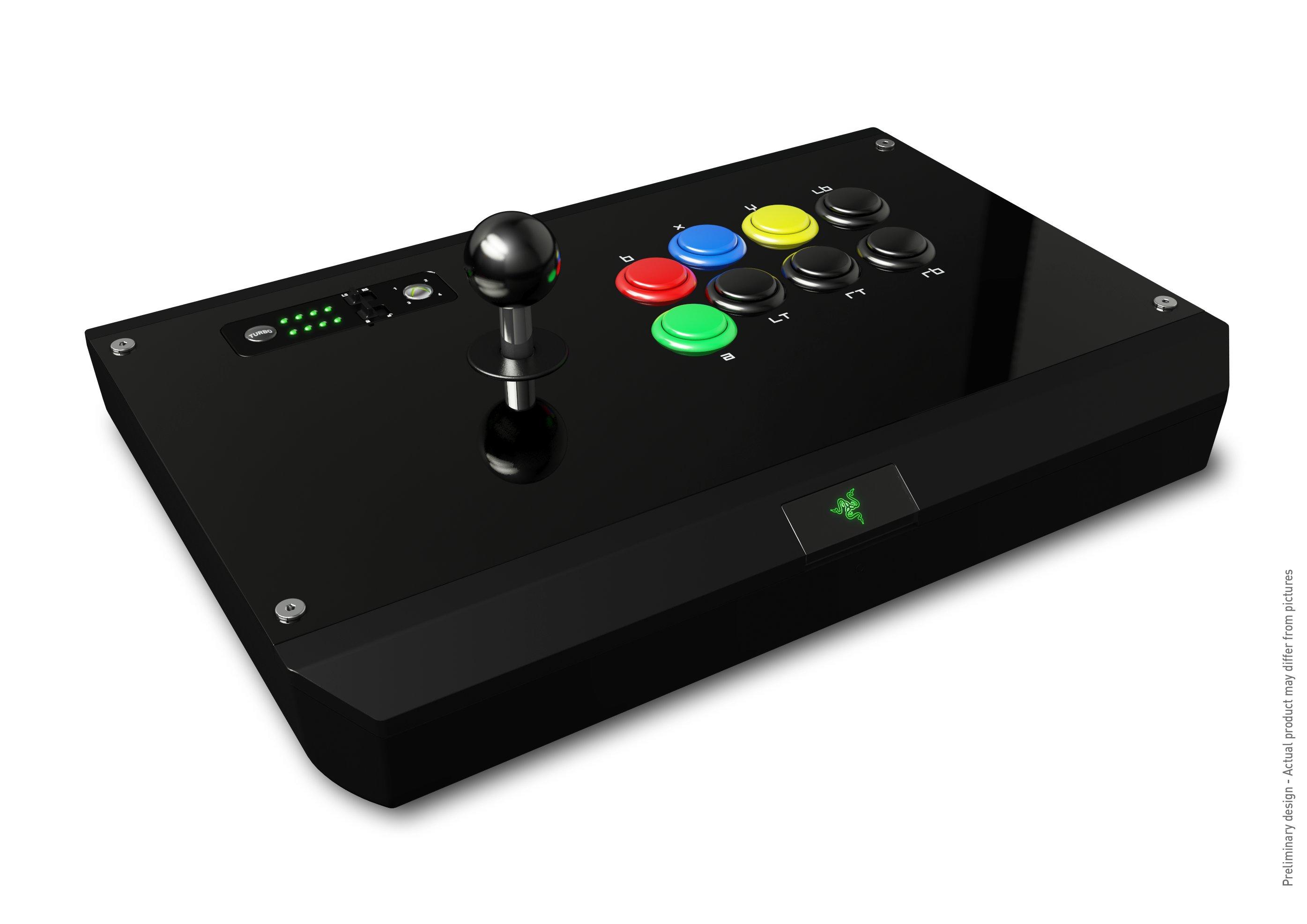 TGS 2011 : Razer annonce un stick Xbox 360