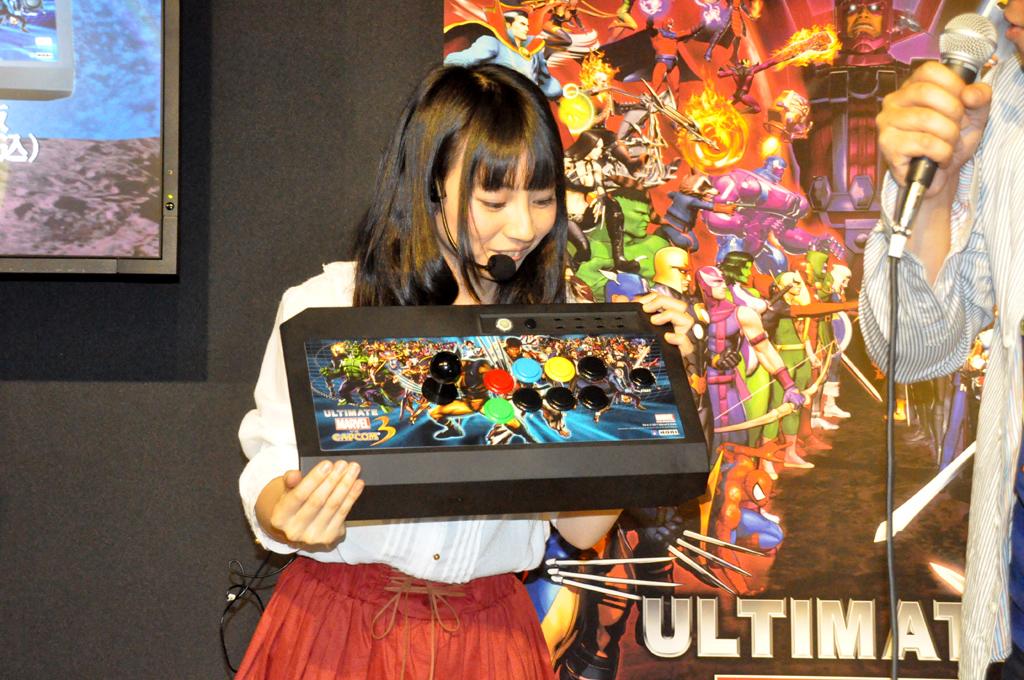 Hori sortira un stick Ultimate Marvel vs Capcom 3 au Japon