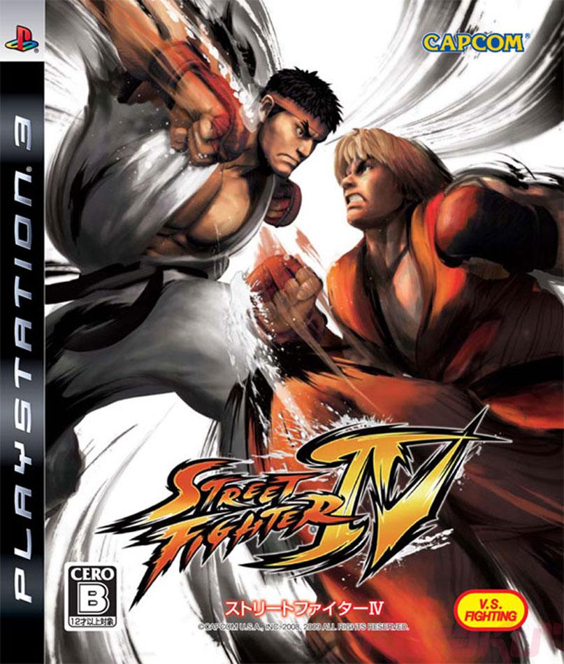 BGP Live – Les bases du jeu de combat avec Street Fighter IV : VOD disponible
