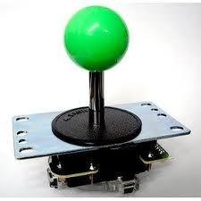 Sanwa développe un stick et des boutons silencieux
