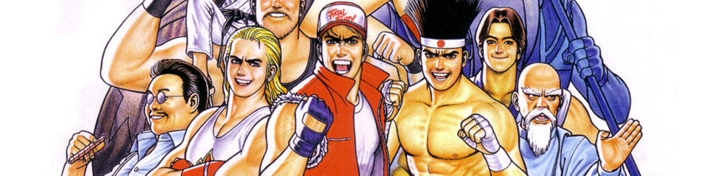 Le podcast n°8 : Fatal Fury 2 et Fatal Fury Special