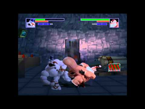 ClayFighter 63 1/3 Parry Exhibition