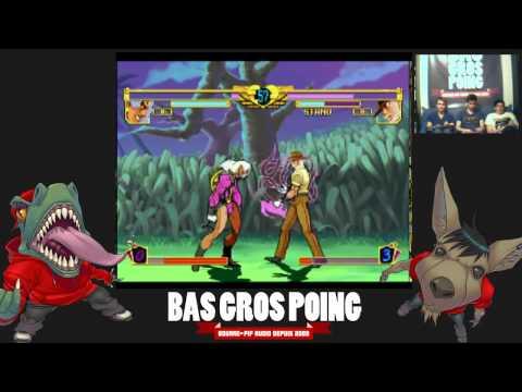 Présentation Jojo's Bizarre Adventure HD par Bas Gros Poing