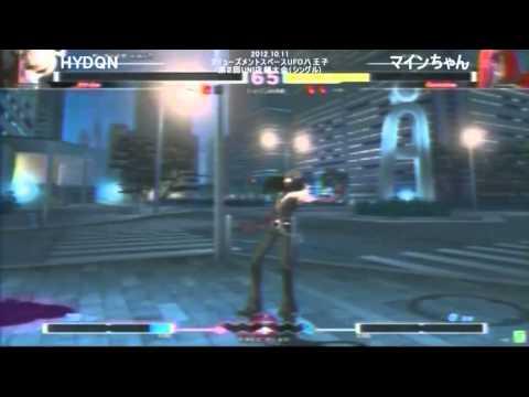 Under Night In-Birth 10/11/2012 UFO Hachiouji