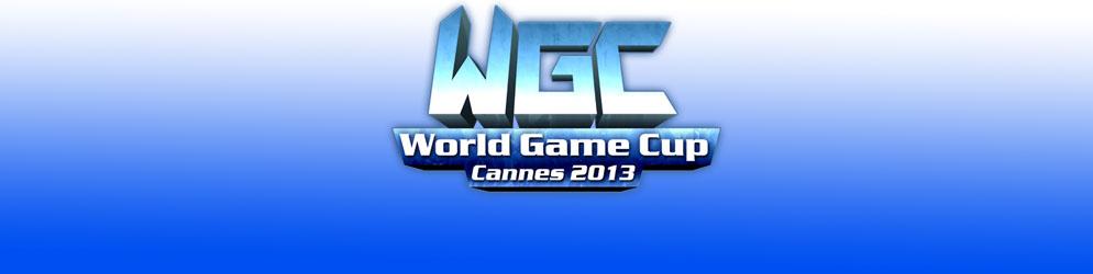 World Game Cup 2013 : ouverture des inscriptions !
