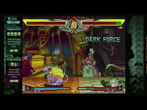 DSR: How to Play Darkstalkers