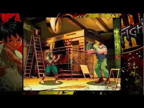 Street Fighter III : 3rd Strike – Babanpaku [Chiho vs Kanto]