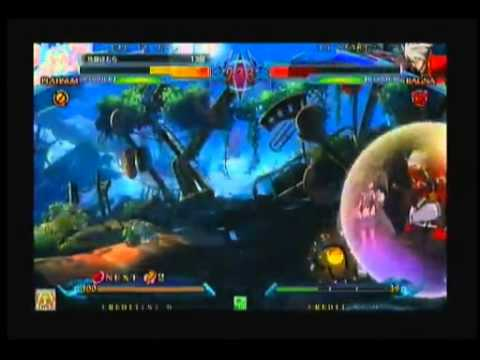 BBCP Platinum the Trinity Combos