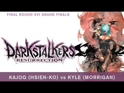 Darkstalkers Resurrection – Final Round XVI Grand Finals