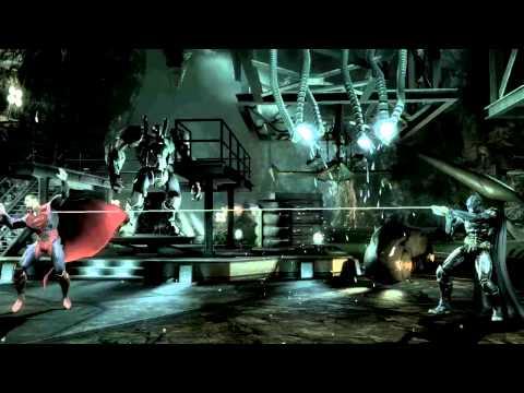 Injustice Battle Arena : Batman vs. Superman Final