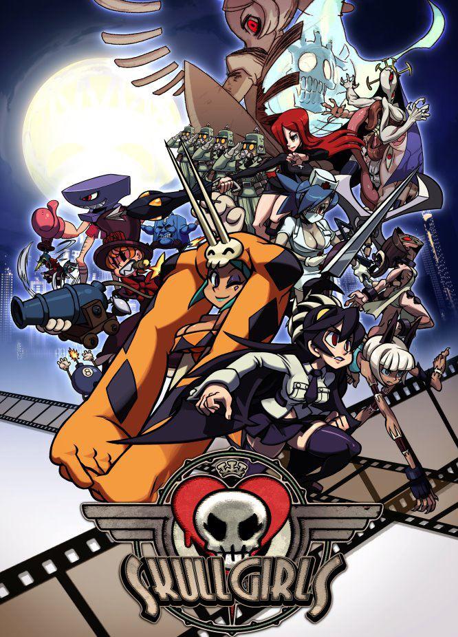Skullgirls : du nouveau pour les versions console