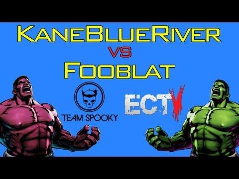 East Coast Throwdown 5: KaneBlueRiver vs. TS.Fooblat Exhibition Match