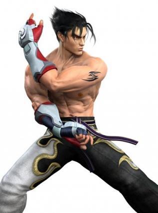 Tekken Revolution – Jin Kazama et Ling Xiaoyu