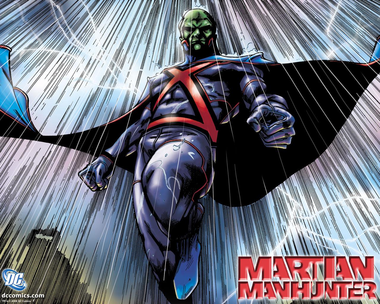 Injustice : Gods Among Us – Martian Manhunter rejoint le crew