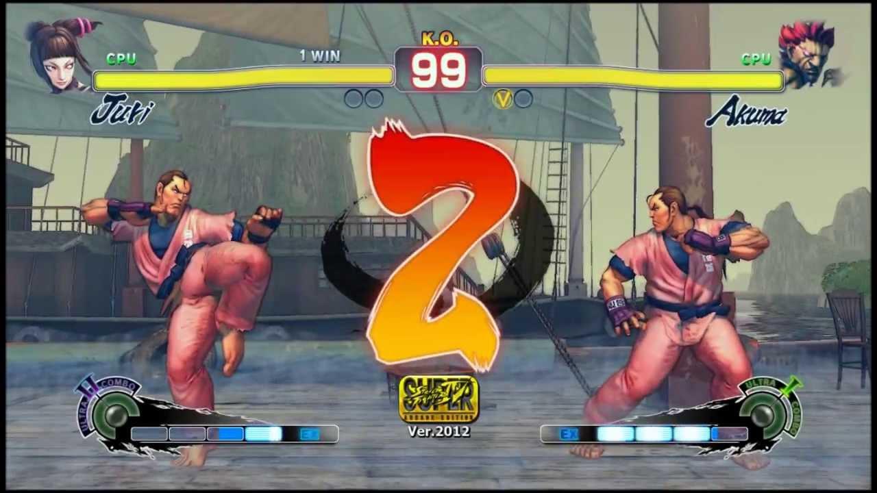 Super Dan Fighter IV – Arcade Edition