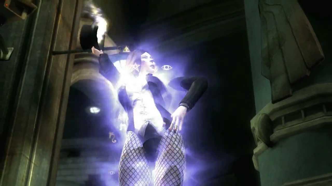 Injustice: Gods Among Us – Zatanna rejoint le cast