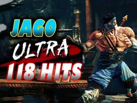 JAGO: 118 HIT Ultra Combo