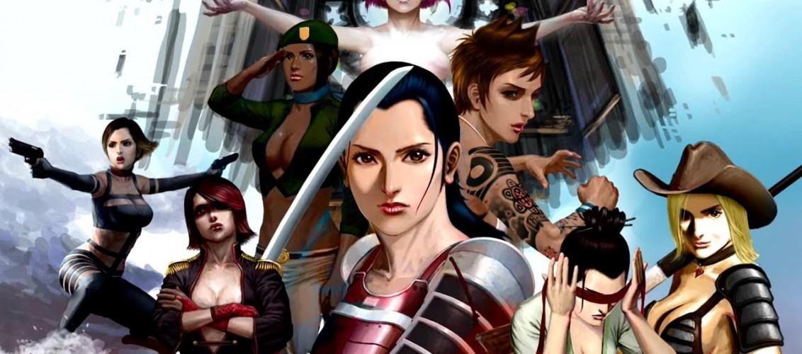 Girl Fight sort aujourd'hui sur le XBL et le PSN US pour 10€