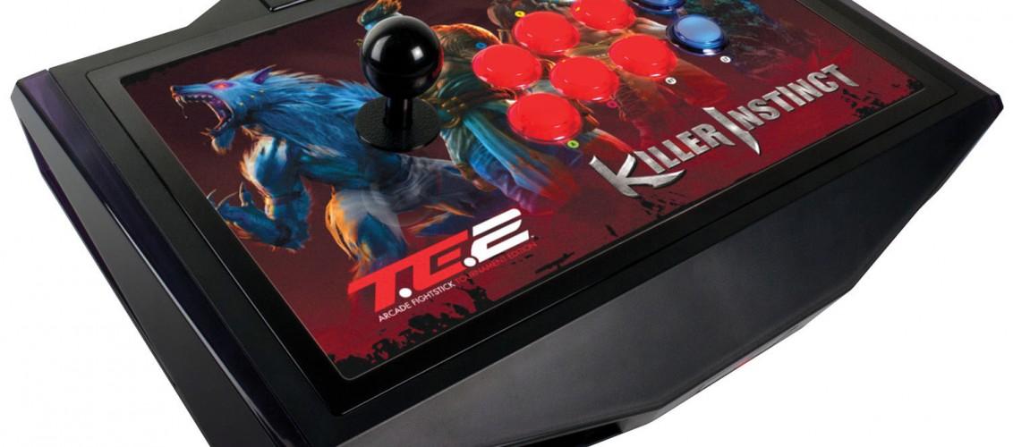 Le stick Mad Catz Killer Instinct TE2 est dispo en précommande