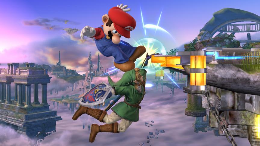 SSB WiiU : Sakurai annonce des changements pour le Edge Grabbing