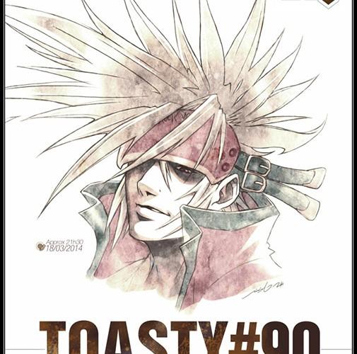 Toasty! #90 – En live le 18 mars