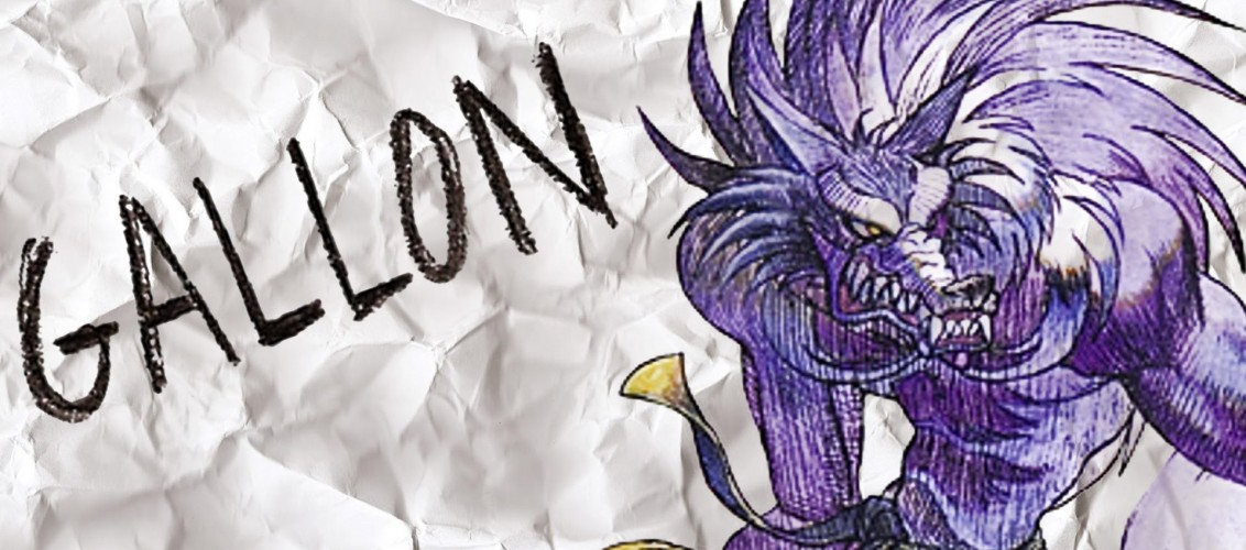 Spotlight : Gallon (Jon Talbain)
