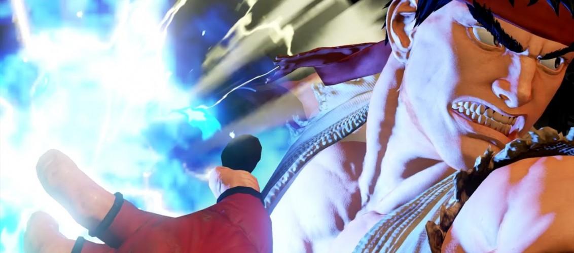 Street Fighter V annoncé exclusivement sur Playstation 4 et PC