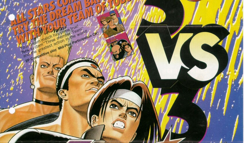 Le podcast n°13 – The King of Fighters 94 & 95