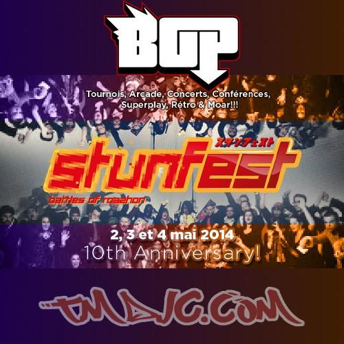 C'est quoi le Stunfest ? [interview d'Aymeric Lesné (SRG) et de Thomas au Stunfest 2014]